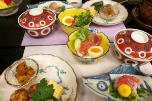 【和朝食の一例 】