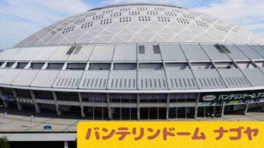 バンテリンドーム-ナゴヤ